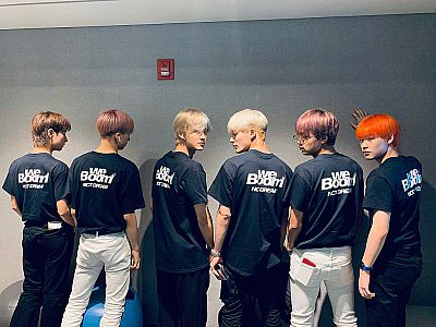 NCT Dream We Boom T-Shirt UNOFFICIAL